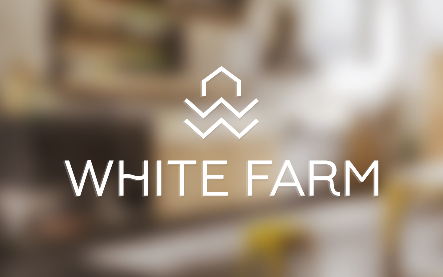 White Farm Visual Identity